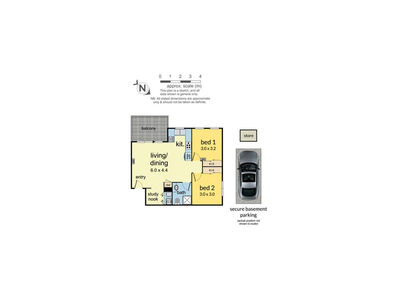 112/1 Frank Street, Glen Waverley, Vic 3150 - floorplan