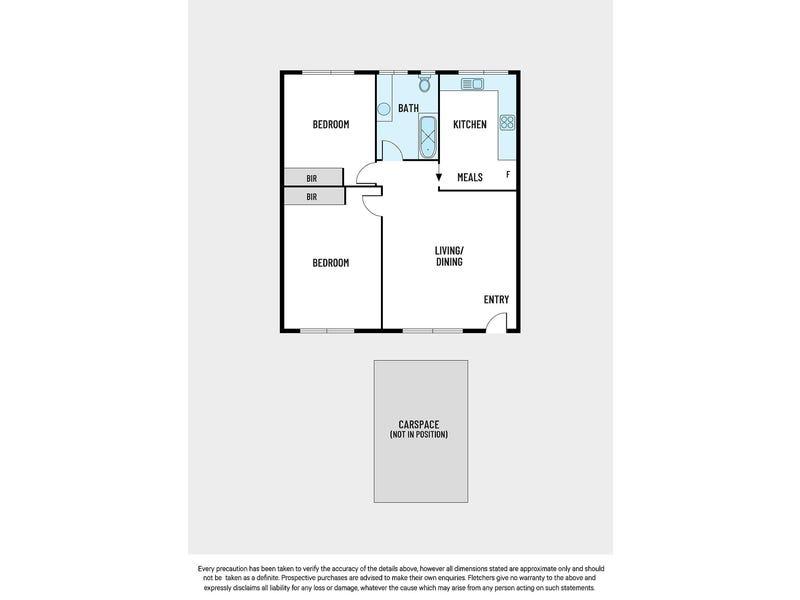 6/137 Ford Street, Ivanhoe, Vic 3079 - floorplan