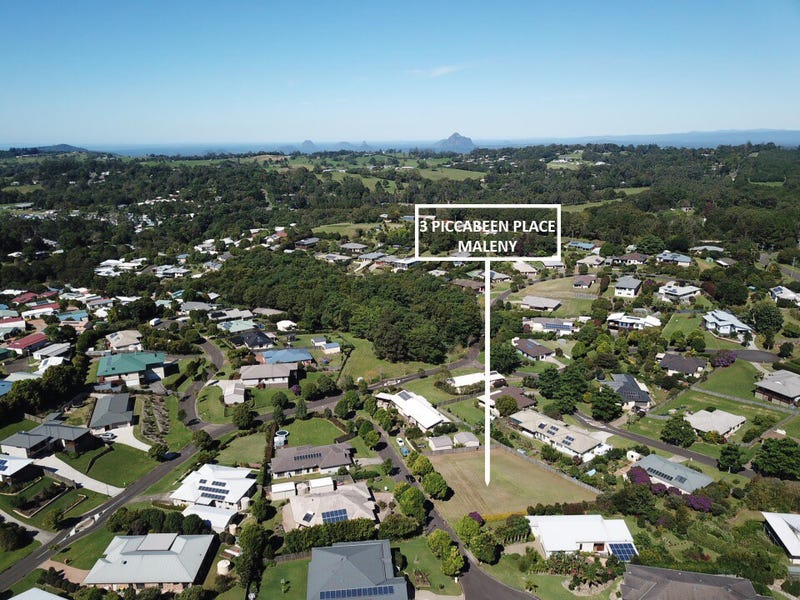 3 Piccabeen Place, Maleny, Qld 4552