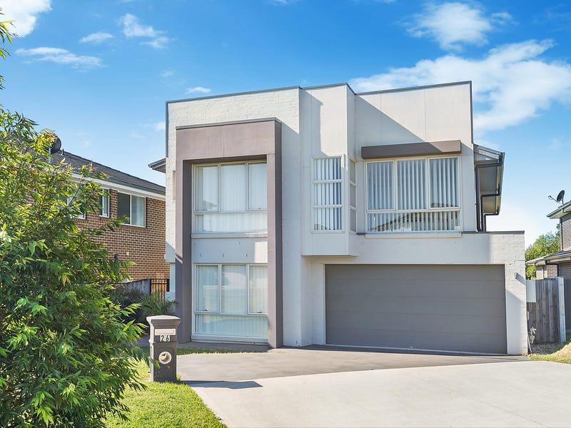 26 Segovia Crescent, Colebee, NSW 2761
