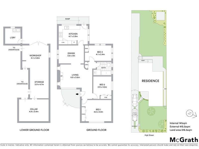 280 High Street, Chatswood, NSW 2067 - floorplan