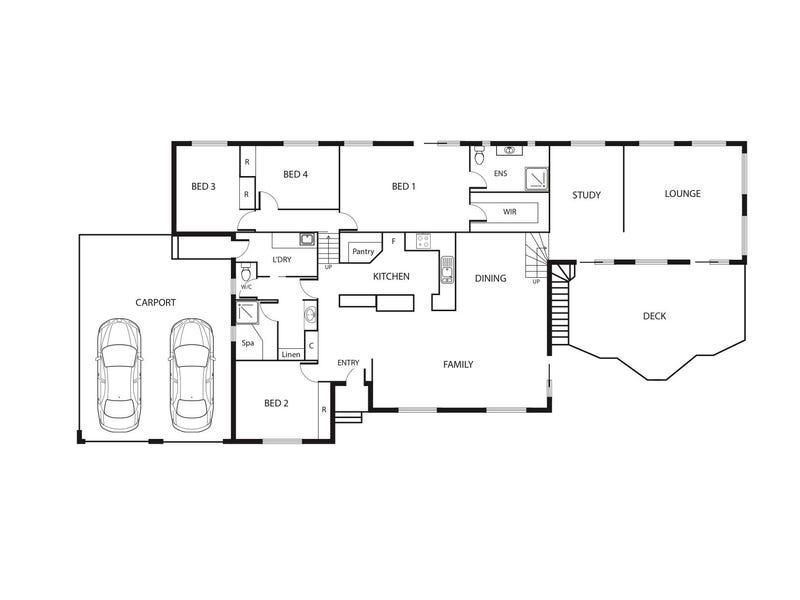 5 Hindle Place, Gordon, ACT 2906 - floorplan