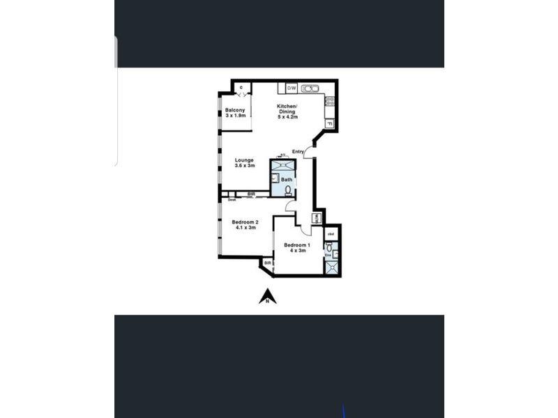 81/65 King William Street, Adelaide, SA 5000 - floorplan