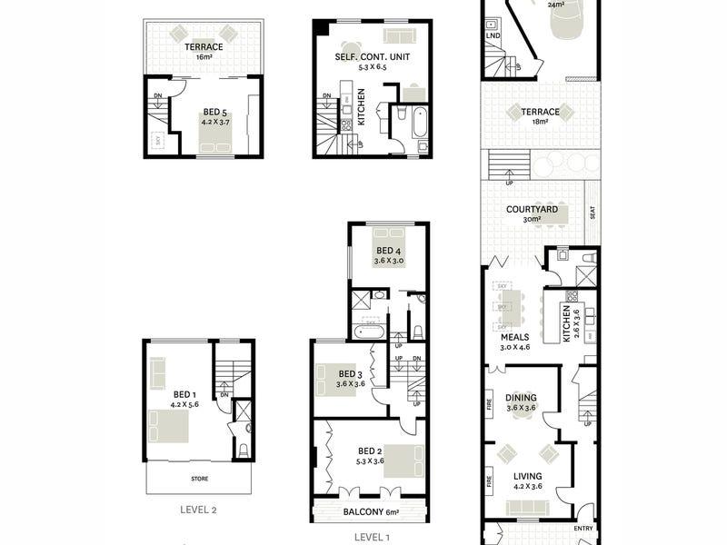 348 Riley Street, Surry Hills, NSW 2010 - floorplan