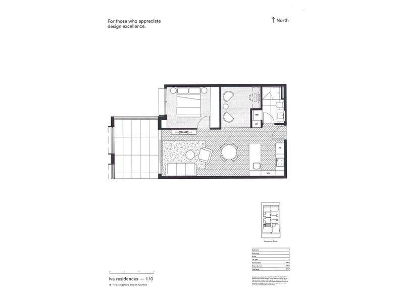 110/15 Livingstone Street, Ivanhoe, Vic 3079 - floorplan
