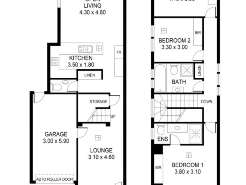 2/27 Brenda Avenue, Gilles Plains, SA 5086 - floorplan