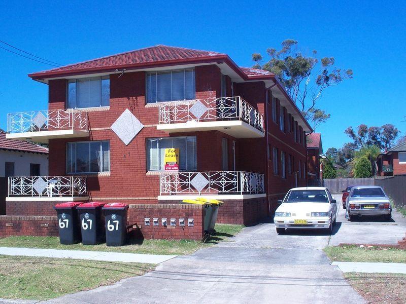 4/67 Brighton Avenue, Croydon Park, NSW 2133
