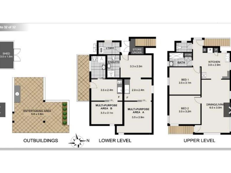 236 Lutwyche Road, Windsor, Qld 4030 - floorplan