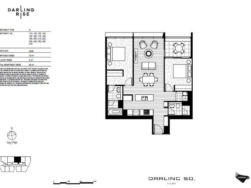 SE Darling rise,Darling Square,Darling Harbour, Sydney, NSW 2000 - floorplan