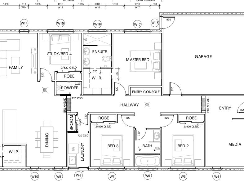 Lot 807 Smiths Park, Clyde North, Vic 3978 - floorplan