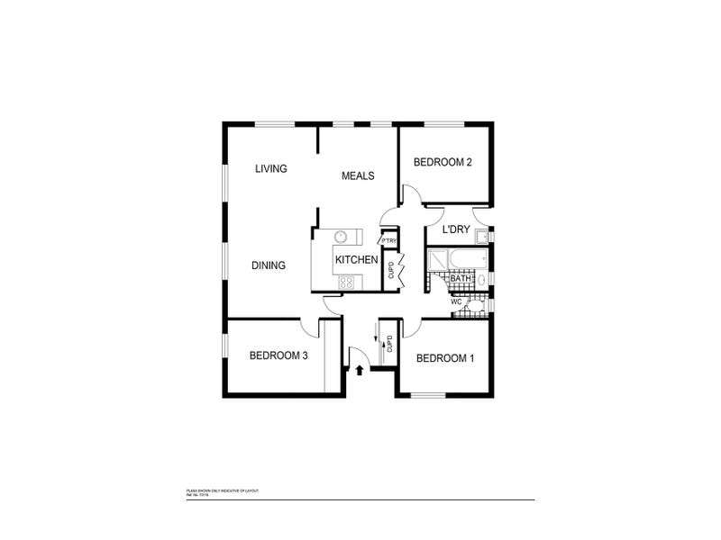 41 Twamley Crescent, Richardson, ACT 2905 - floorplan