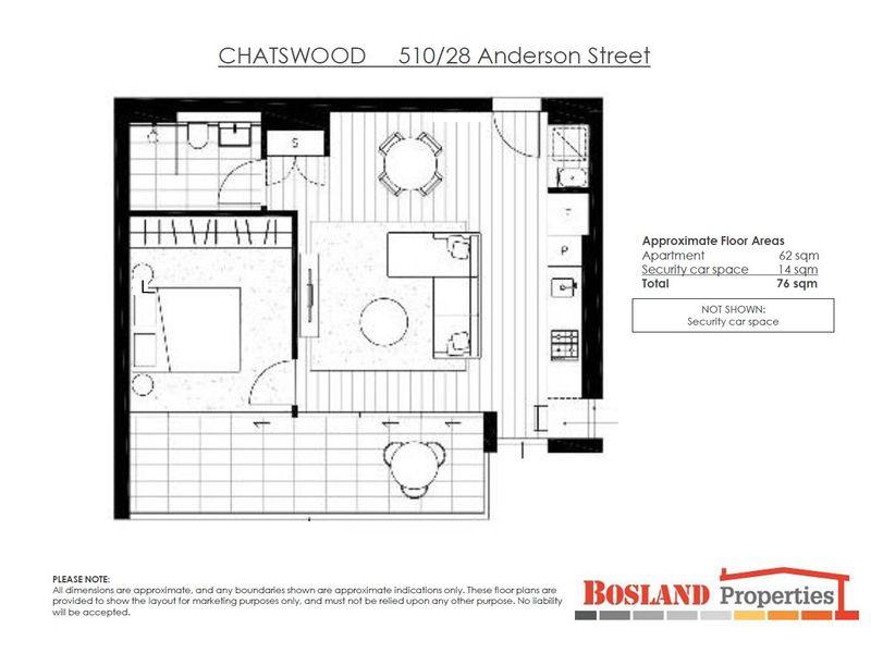 510/30 Anderson Street, Chatswood, NSW 2067 - floorplan