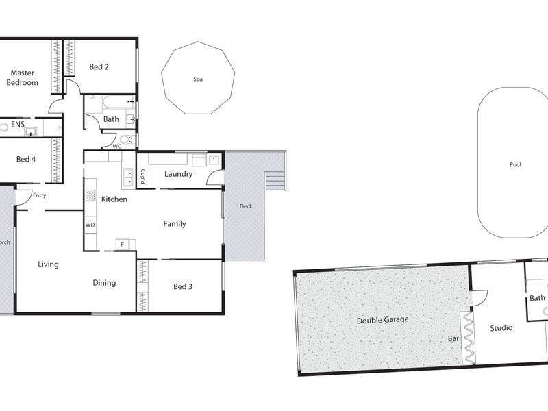 167 Streeton Drive, Stirling, ACT 2611 - floorplan