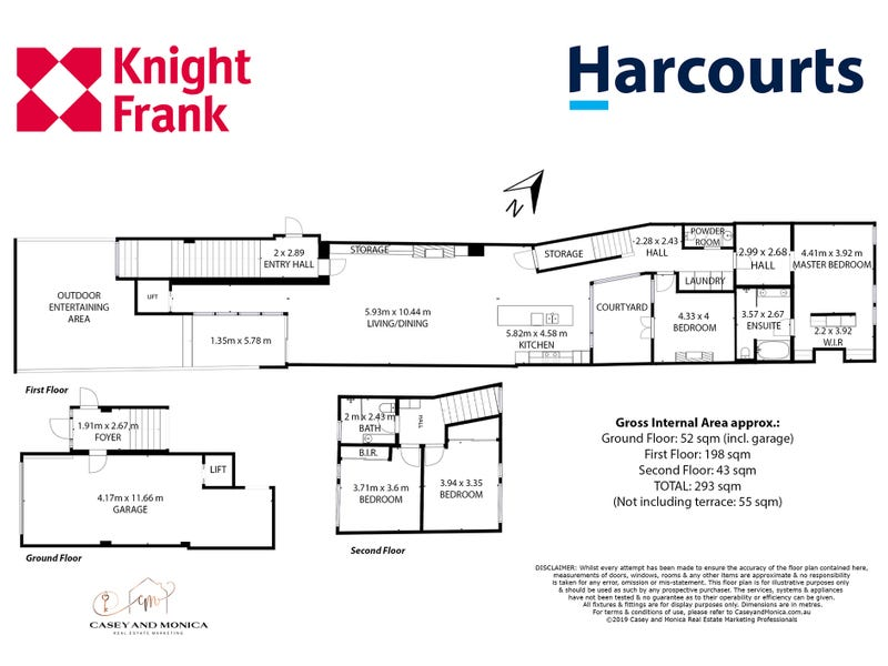 17 Kingsway, Launceston, Tas 7250 - floorplan