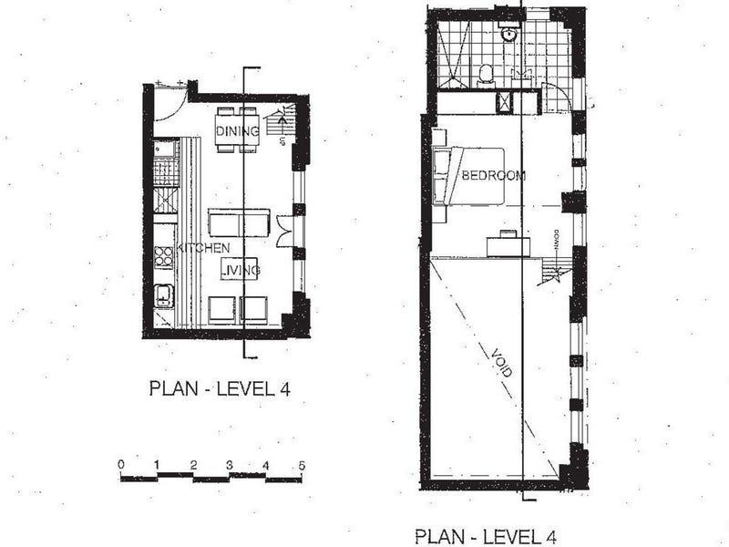 402/340 Russell Street, Melbourne, Vic 3000 - floorplan