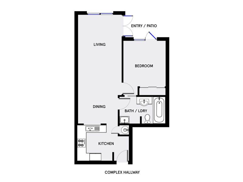 1/54 Moore Street, Turner, ACT 2612 - floorplan