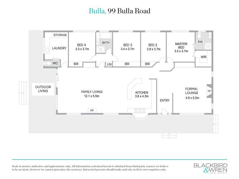 99 Bulla Road, Bulla, Vic 3428 - floorplan