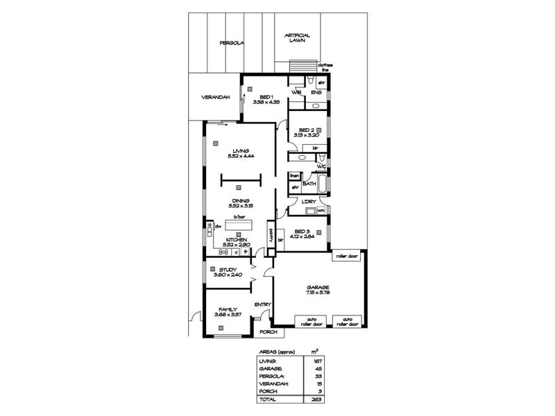 7 Ascot Circuit, Golden Grove, SA 5125 - floorplan