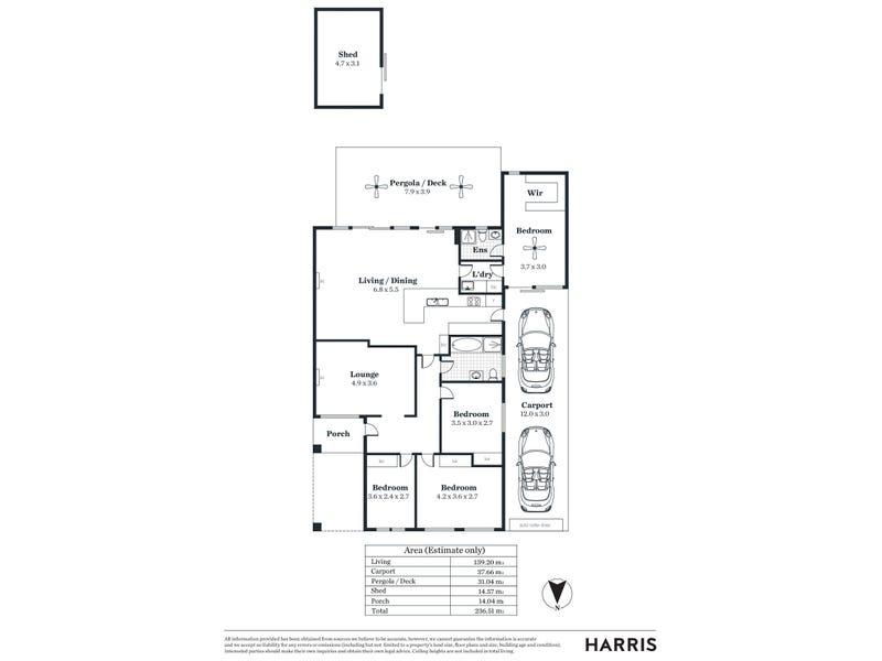 15A Sheffield Street, Malvern, SA 5061 - floorplan