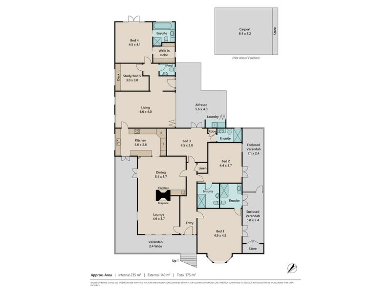 12 Haig Road, Milton, Qld 4064 - floorplan