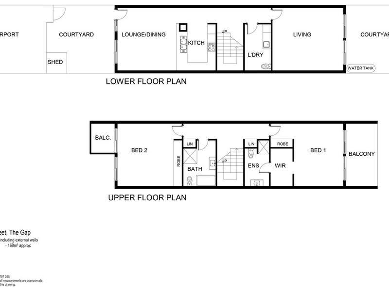 5/6 Hayes Street, The Gap, NT 0870 - floorplan