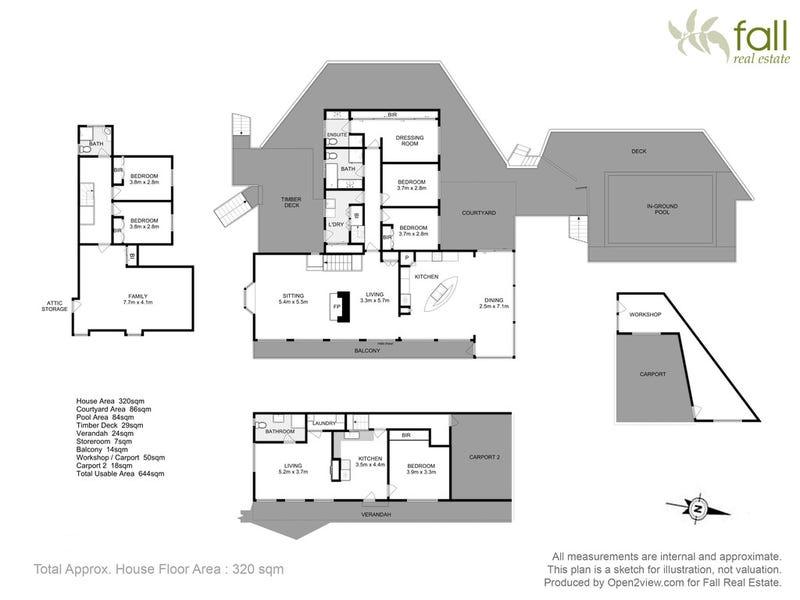 725 Sandy Bay Road, Sandy Bay, Tas 7005 - floorplan