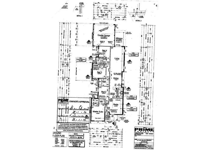 42  Mallina Crescent, Golden Bay, WA 6174 - floorplan