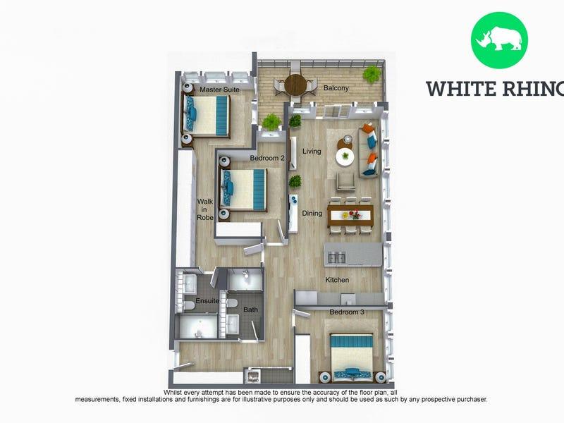 218/12 Provan Street, Campbell, ACT 2612 - floorplan