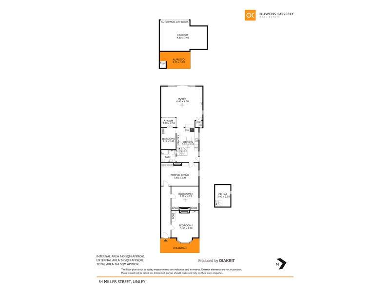 34 Miller Street, Unley, SA 5061 - floorplan