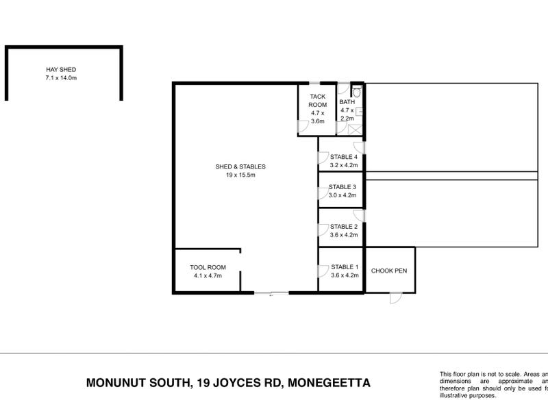 19 Joyces Road, Monegeetta, Vic 3433