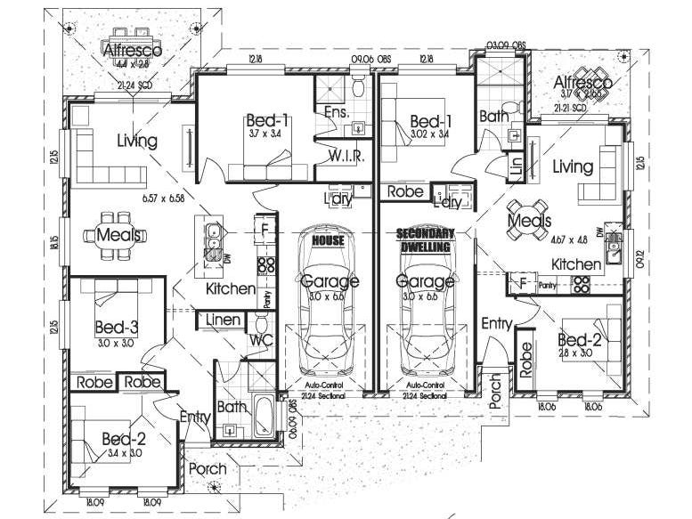 TBA Palomino Place., Tamworth, NSW 2340 - floorplan