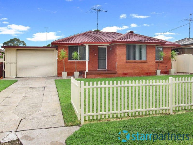 7 Chilaw Avenue, St Marys, NSW 2760