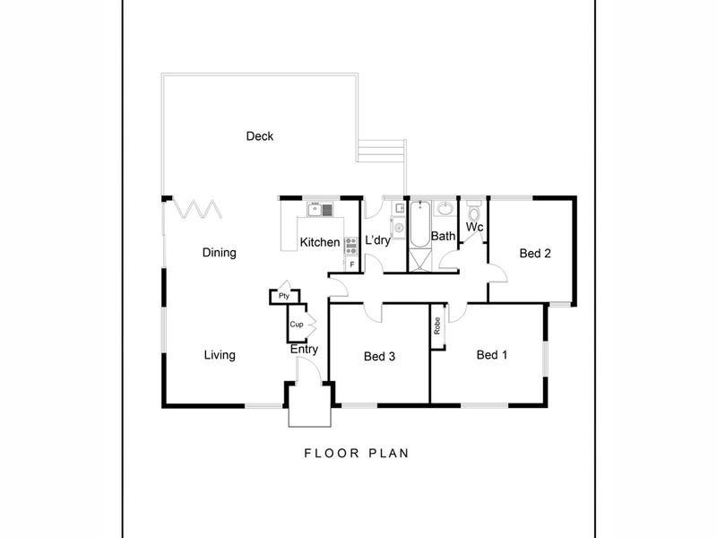 70 Antares Crescent, Giralang, ACT 2617 - floorplan