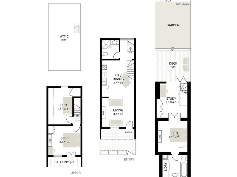 234 St Johns Road, Forest Lodge, NSW 2037 - floorplan