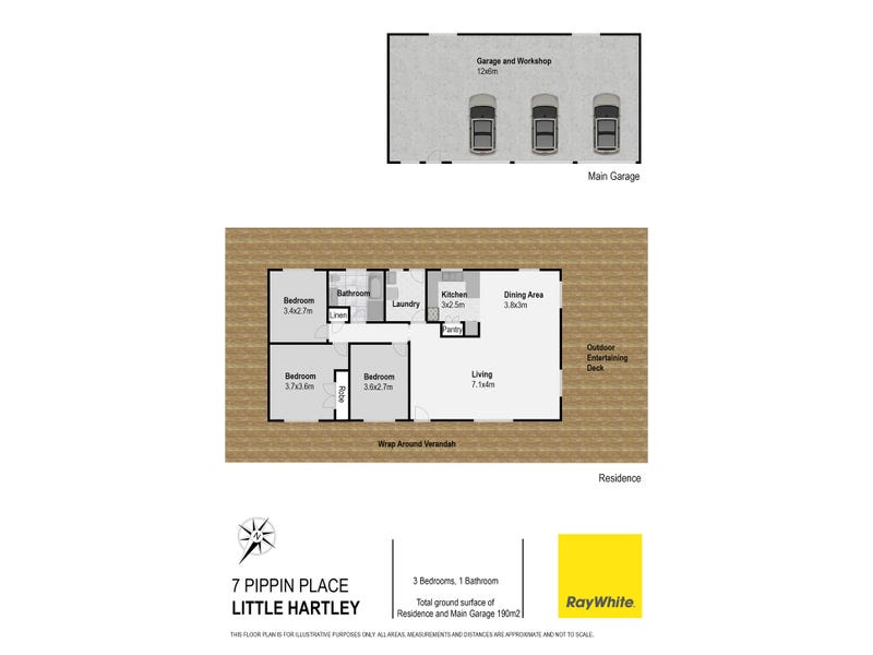7 Pippin Place, Little Hartley, NSW 2790 - floorplan