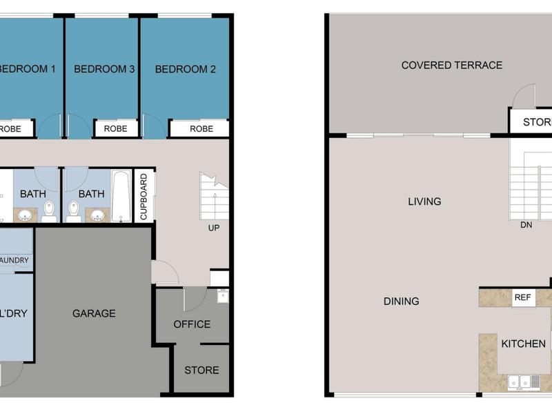 4/8 Longerenong Street, Farrer, ACT 2607 - floorplan