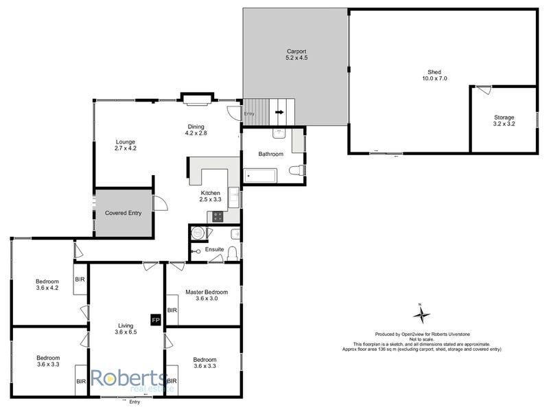 71 Dial Road, Penguin, Tas 7316 - floorplan