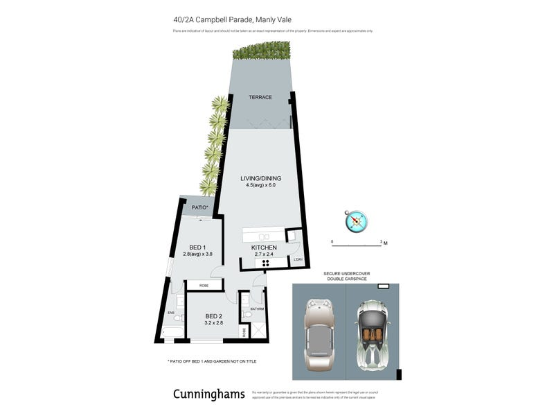 40/2a Campbell Parade, Manly Vale, NSW 2093 - floorplan