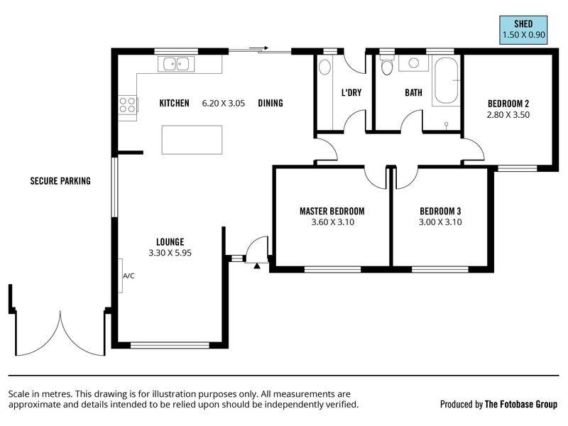 11 Spruce Avenue, Aberfoyle Park, SA 5159 - floorplan