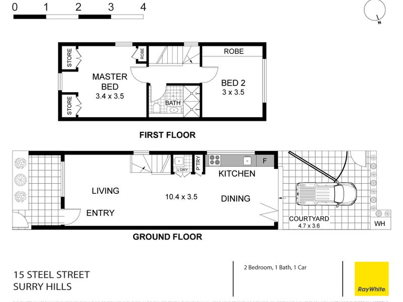 15 Steel Street, Surry Hills, NSW 2010 - floorplan