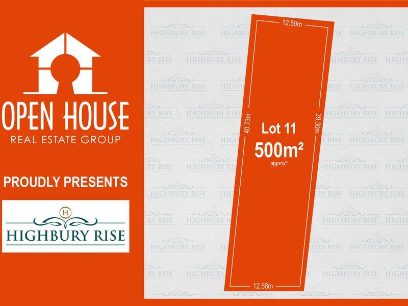 Lot 11, 1113 Lower North East Road, Highbury, SA 5089