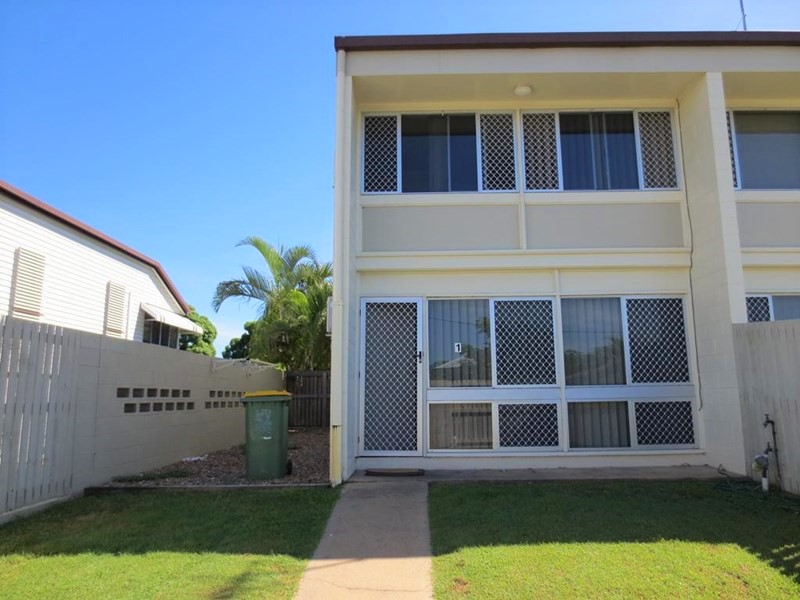 1/165 Francis Street, West End, Qld 4810