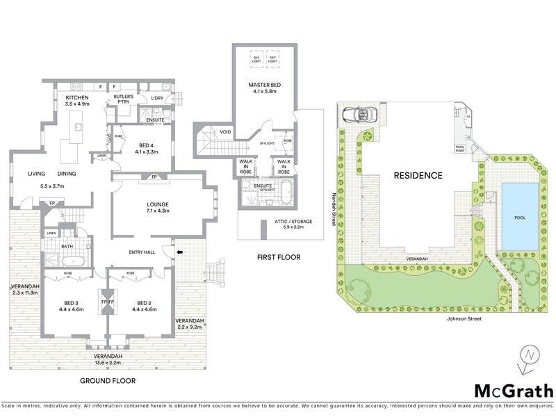 34 Johnson Street, Chatswood, NSW 2067 - floorplan