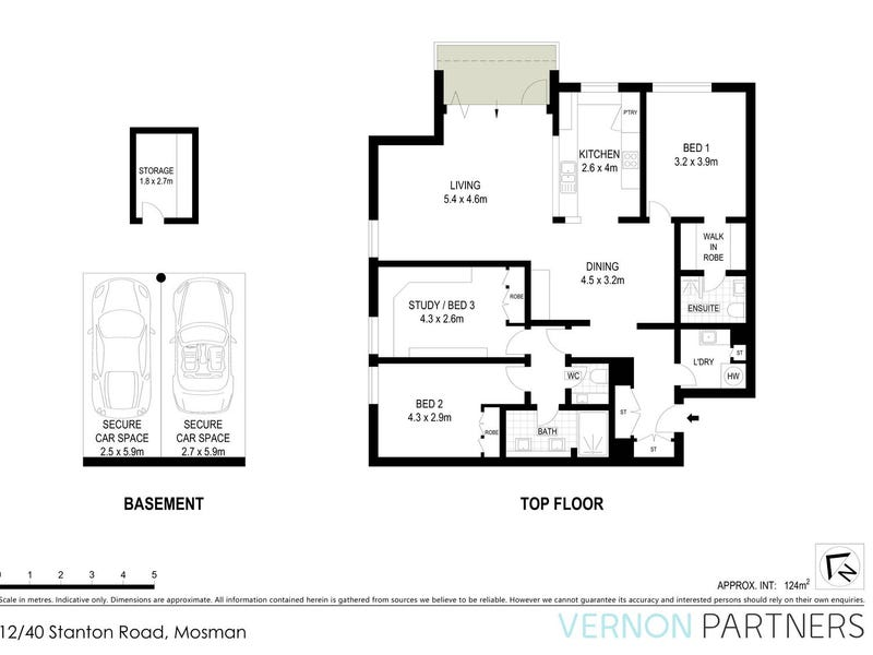 12/40  Stanton Road, Mosman, NSW 2088 - floorplan