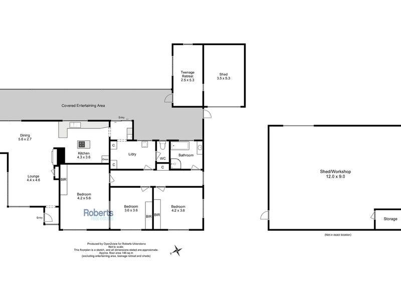 3 Preston-Castra Road, Preston, Tas 7315 - floorplan