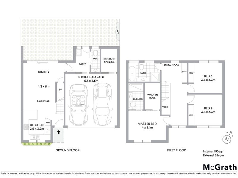 2/38 Buttle Street, Queanbeyan East, NSW 2620 - floorplan