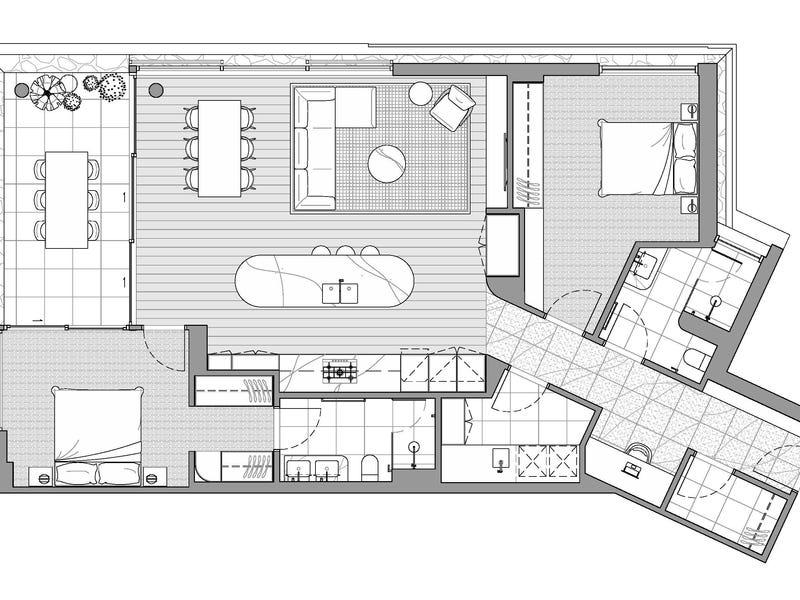 G.01/8 Main Drive, Kew, Vic 3101 - floorplan