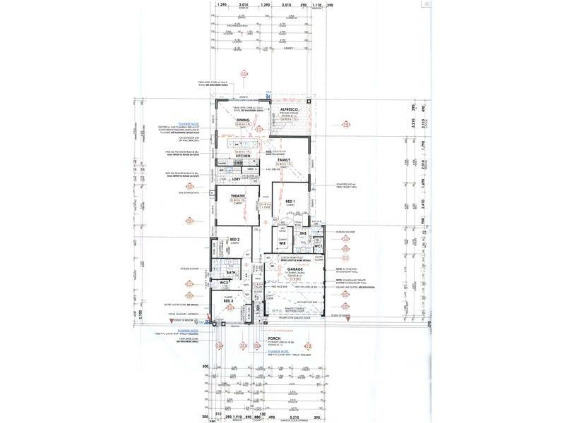 14 Northcote Street, Baldivis, WA 6171 - floorplan
