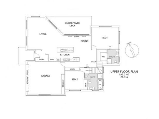 19 Rowena Court, Devonport, Tas 7310 - floorplan