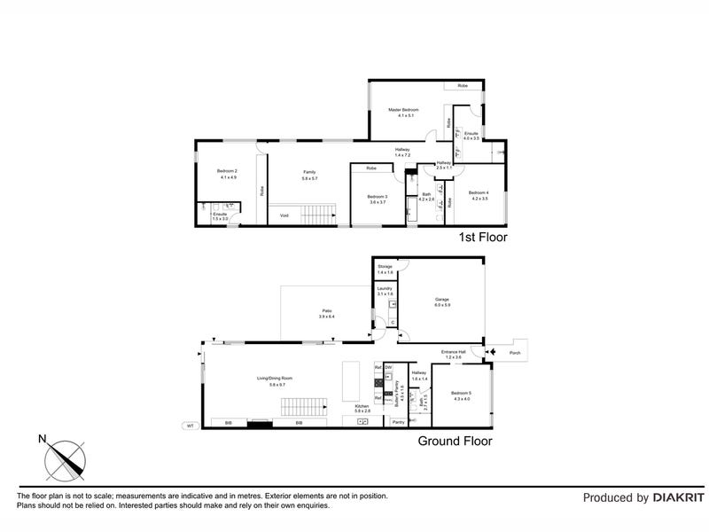 67 Main Drive, Kew, Vic 3101 - floorplan
